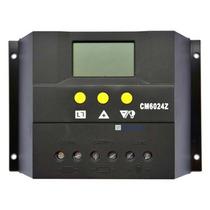 Regulador De Voltaje Para Sistemas De Energia Solar 60 Amp.