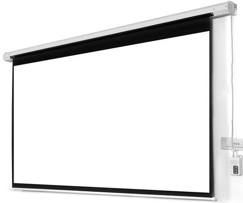 Pantalla electrica proyector 100pl 254cm 16 9 envio gratis for Pantalla proyector electrica