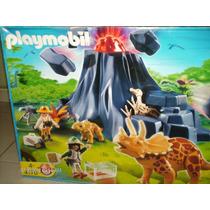 Playmobil Isla De Dinosaurios Completamente Nuevo