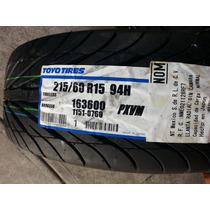 Llanta 215/60/15 Toyo Px Vimode 100% Nueva El Mejor Precio