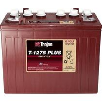 Bateria Carro Golf Marino Solar Trojan T1275 Plus 12v 150ah