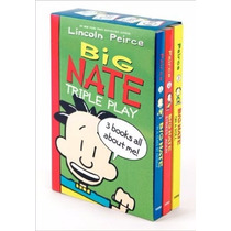 Big Nate Triple Play Box Set: Big Nate: In A Class By Himsel