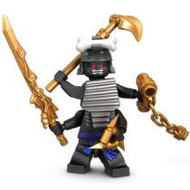 Tb Lego Ninjago Lord Garmadon Minifigure