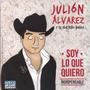 Julión Álvarez / Soy Lo Que Quiero / Disco Cd 12 Canciones