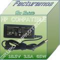 Cargador Compatible Laptop Hp Dv5-2147la 18.5v 3.5a  Bfn Mmu