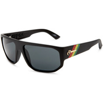 Lentes De Sol Electric Bpm Black Tweed / Grey Rasta