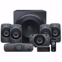 Home Theater Logitech Z906 5.1 Canales Certificación Thx