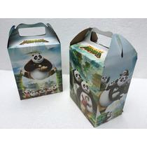 Platos Vasos Cajas Bolo Fiesta Kung Fu Panda