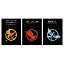Los Juegos Del Hambre Trilogia -suzanne Collins Librodigital