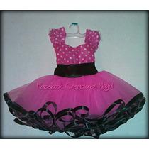 Vestido Tutú Minnie Mouse
