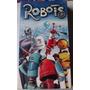 Robots Pelicula Vhs Hablada En Español Bvf