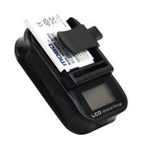 Multicargador Mobo Negro Lcd (modelo 3)