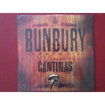 Bunbury Licenciado Cantinas L.p. Vinilo Importado Tzesp Tzhb