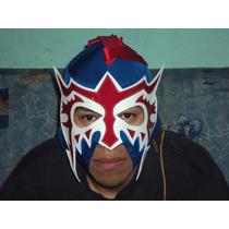 Wwe Mascara De Luchador Escorpion Dorado Semiprofesional.