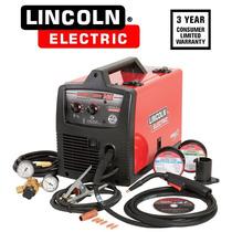Máquina Soldadura Soldar Lincoln Electric Easy Mig 140 Amp