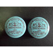 Antiguo Unguento Sulfatiazol Nuevo Sin Usar