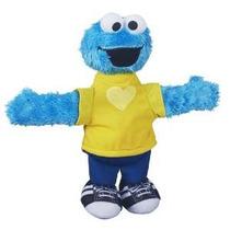 Playskool Galleta Del Sesame Street Abrazos Del Monstruo Sie