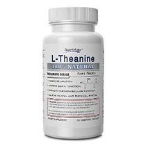 # 1 L-teanina Labs Superior - 100% Puro 250mg 90 Cápsulas Ve
