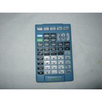 Teclado De Calculadora Texas Instruments Ti-84 Plus Azul