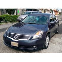 Nissan Altima De Lujo 4 Cil 2007 En Excelente Estado.