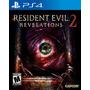 Ps4 - Resident Evil Revelations 2 - Nuevo Y Sellado - Ag