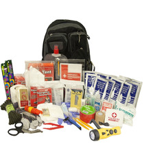 Tb Urban Survival Bug Out Bag, Choose From 2 Or 4 Person Eme