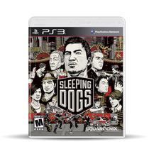 Sleeping Dogs Para Playstation 3. Sólo En Gamers!