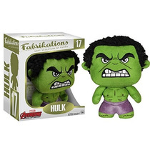 Hulk Peluche Marvel Avengers Fabrikations