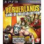 Borderlands Game Of The Year Ps3 Nuevo De Fabrica Citygame
