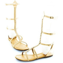 Zapatos, Sandalias Romanas, Egipcios, Diosa Griega P/ Damas