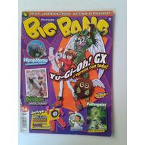Revista Big Bang 54 Yu-gi-oh Gx - Beisbol
