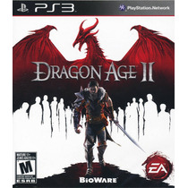 Dragon Age Ii Ps3 Nuevo De Fabrica Citygame