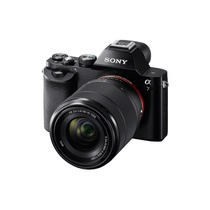 Tb Camara Sony A7k Full-frame Interchangeable Digital Lens