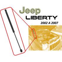 02-07 Jeep Liberty Piston Hidraulico Para Cofre Lado Derecho