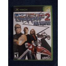 American Chopper 2 Full Throttle Xbox