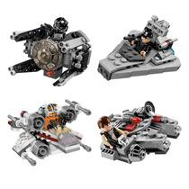 Figuras Compatibles Con Lego Star Wars (naves)