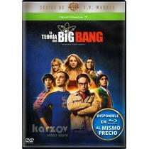 La Teoria Del Big Bang Temporadas 1 2 3 4 5 6 7 Serie Dvd