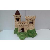 Castillo Medieval Kit Para Armar Maqueta