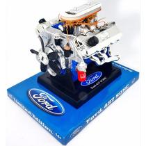 1:6 Motor Ford 427 Sohc A Escala P/ Oficina Taller Mecanico