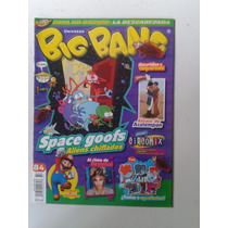 Revista Big Bang 84 Space Goofs - Historia De Video Juegos