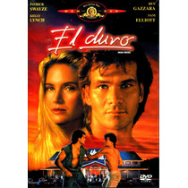Dvd El Duro ( Road House ) 1989 - Rowdy Herrington / Swayze