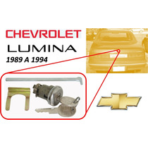 89-94 Chevrolet Lumina Sedan Chapa Cajuela Llaves Cromado