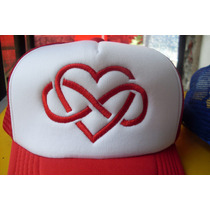 Gorras Cachcuchas Bordadas Personalizadas Niño Y Adulto