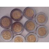 Moneda 5 Pesos Primo Sin Puntos  Envio Gratis Correo Certif.