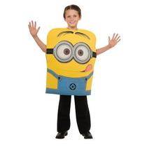 Disfraz De Minion, Dave, Mi Villano Favorito Para Niños