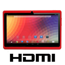 Tablet Android 4.2.2 4gb Doble Camara 1.2ghz Garantia