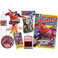 Kit Imprimible Personalizado Big Hero Grandes Héroes
