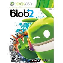 Xbox 360 De Blob 2 (acepto Mercado Pago Y Oxxo)