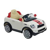 Vehículo Para Niños Mini Cooper Eléctrico Prinsel
