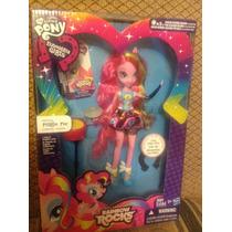 My Little Pony Equestria Pinkie Pie Delux Con Sonido